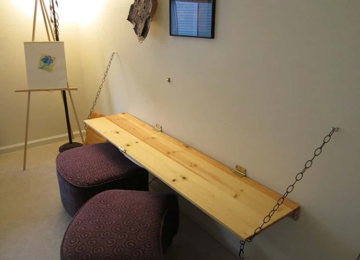 Flipping Table Computer Desk